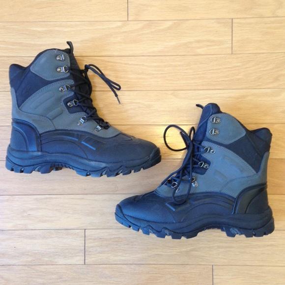 74c639801cbef Champion Other - Black Champion Boots